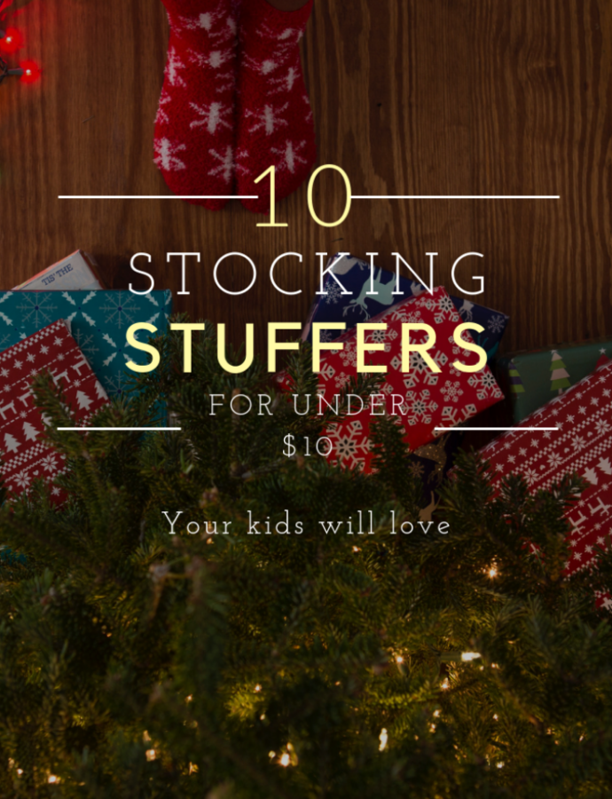 10 Stocking Stuffers for Kids for $10 and Under