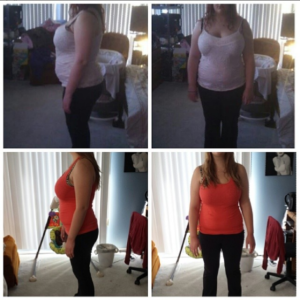 Jillian Michaels 30 day shred results #fitandfrugalmommy #homeworkouts #jillianmichaels