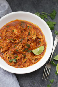 One Lovely Life's Slow Cooker Butter Chicken