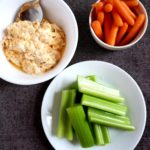 High Protein, Low Carb Buffalo Chicken Dip
