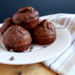 The 99 Calorie Double Chocolate Greek Yogurt Muffin