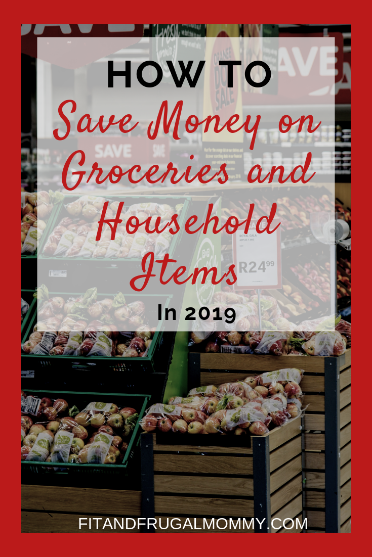 How to save money on groceries and household items in 2019